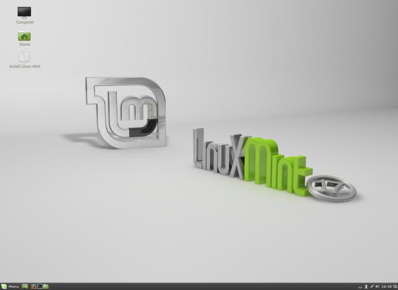 Linux Mint 17 Qiana Cinnamon kiadás