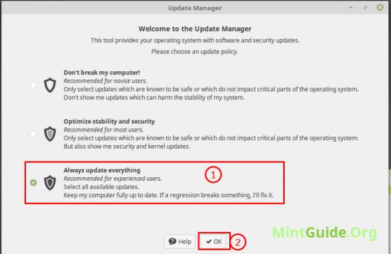 """A Linux Mint 18.1 """"Serena"""" alverzió frissítése a 18.2 """"Sonya"""" alverzióra (Cinnamon DE)"""