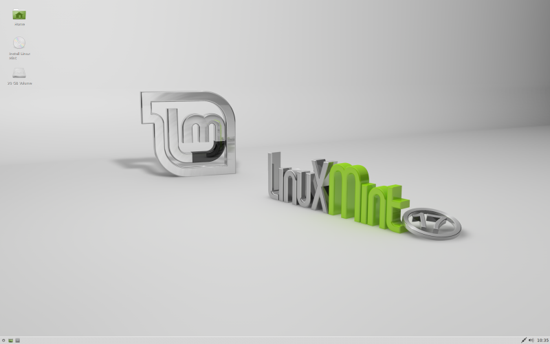 LinuxMint 17 Qiana Xfce kiadás