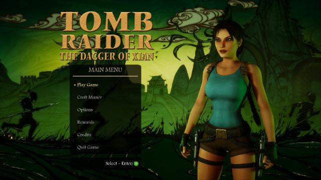 Elkészült a rajongók által összedobott Tomb Raider 2