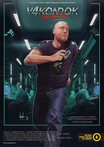 Nemsokára mozikban a Vakondok 4: dokumentumfilm a hazai videojáték fejlesztés történetéről
