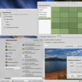 MATE - Asztal beállítások, képernyővédő, értesítések
