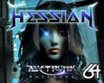 Psytronik: Hessian (C64) - immár ingyenes